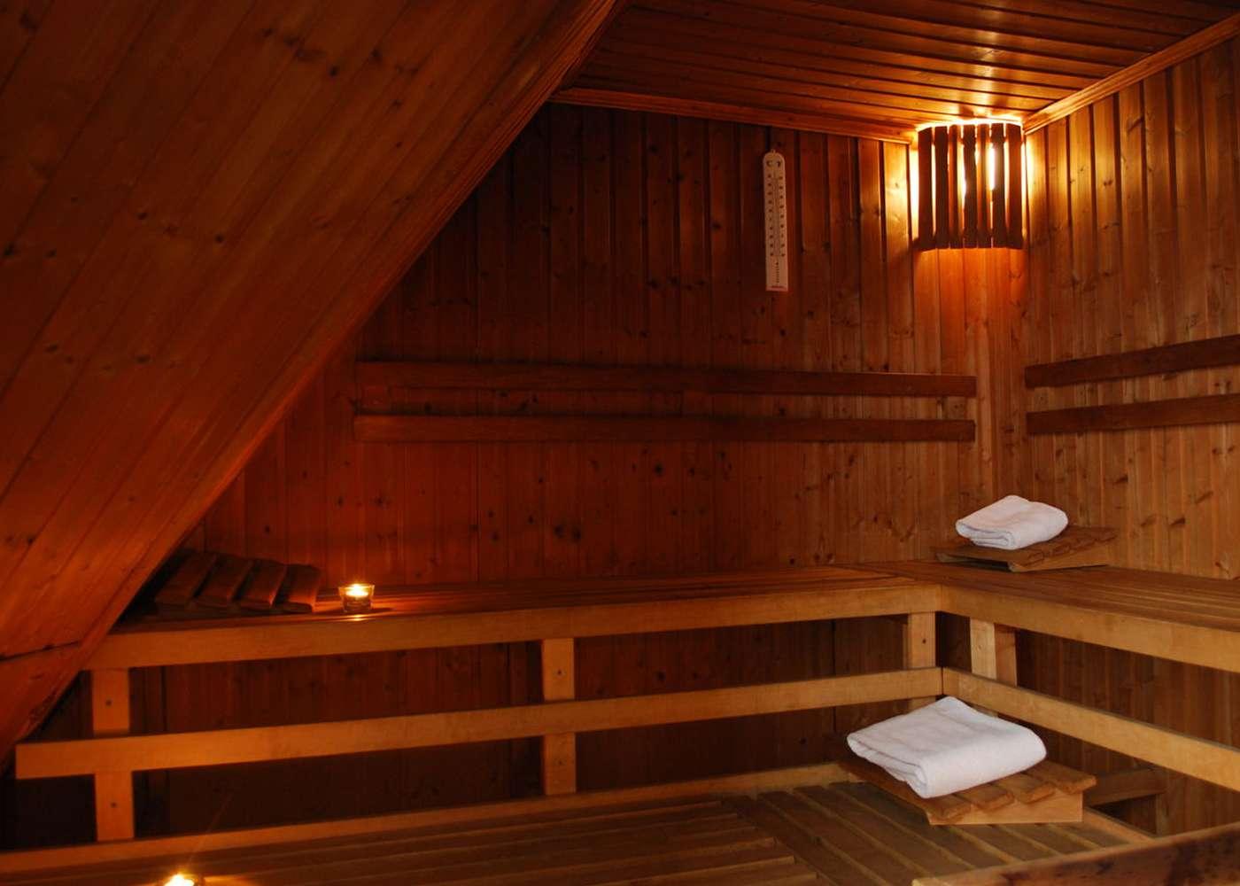 galeria Sauna zdjęcie 1