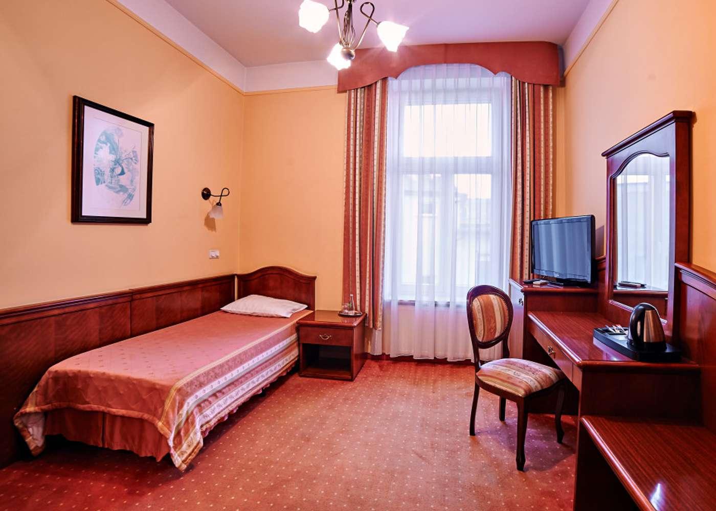 zdjęcie pokój jedno osobowy